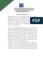 DIALOGO DE EPISTEMOLOGIA (YELINET CEDEÑO)