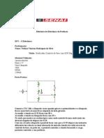 Retificador Controle de Fase com SCR Pág. 54