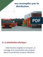 la politique de distribution 7