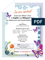 Texts for Adolescent and Confirmation Catechesis San Diego, CA