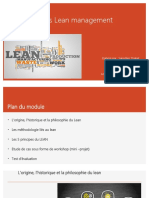 Cours Lean Management