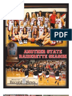 2010 Raiderette Trip To State Basketball Edition