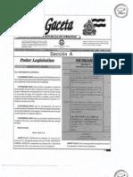 Decreto No. 140-2008 ( Reforma a la Ley de Impuesto Sobre la Renta)