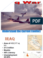 Iraq war analysis