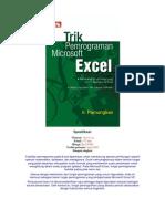 Trik Pemrograman Microsoft Excel