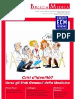 385 - Crisi Di Identità. Verso Gli Stati Generali Della Medicina (OMCeO BS)
