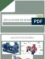 Estaciones de Bombeo Abast