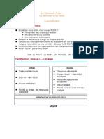 La Gestion de Projet planification PERT et GANTT