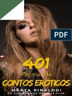 401 Páginas de Contos Eróticos_ Uma Coletânea Hot Para Mulheres