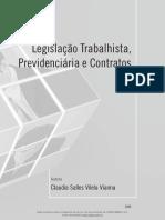Legislacao Trabalhista Previdenciaria e Contratos