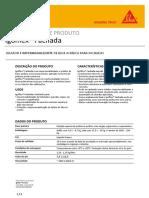 Igolflex Fachada Pt BR 02 2018-1-5 Ficha Técnica 1
