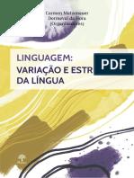 Linguagem Variacao Estrutura 24 06