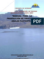 Manual de Produccion de Truchas Incagro