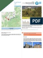 Cirkwi Nassogne Nassogne Et Ses Points de Vue Circuit VTT Bleu Numero 5 Fr 48615