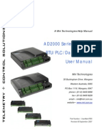 AD2000 Series Products - User Manual - Version 3