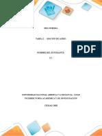 informe  EDICIÓN DE AUDIO