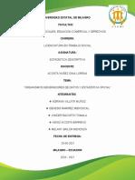 Organismos Generadores de Datos y Estadística Oficial1.1.1
