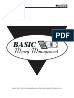 Basic Money Management