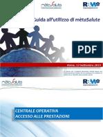 Guida utilizzo Metasalute 2019-09-13