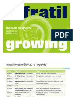 Infratil Overview 2011-03-08