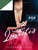 @Ligaliteraria Sem Limites - Jussara Leal