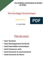 terminologie économique1