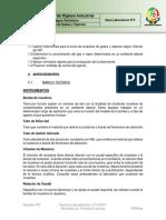 Guía Laboratorio Nº3 Muestreo de Gases y Vapores
