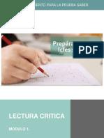 LECTURA CRITICA 1