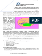 SENATI - Curso Estadistica y Racionalizacion Administrativas 2011-1 Clases