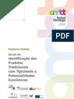 BAIXO TÂMEGA - Produtos Tradicionais