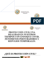 11111PROTECCIÓN CIVIL UNA REALIDAD EN TIEMPOS DE COVID