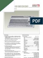 InterM MX 2236 EX Specification