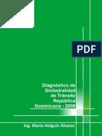 Diagnostico de Siniestralidad 2008 Rd