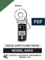 4200_E user manual