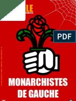 La Toile N°9 - Monarchistes de Gauche