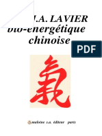 Bio-Energetique Chinoise (Jacques LAVIER) VF