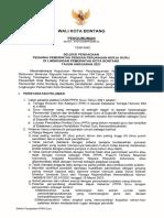 Seleksi Pengadaan Pppk Guru Pemerintah Kota Bontang Tahun 2021