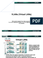Exp3 - Chapter 3 - VLANs
