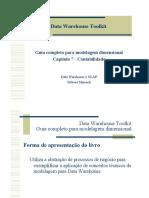 Data Warehouse Toolkit Guia completo para modelagem dimensional Capítulo 7 - Contabilidade
