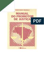 Manual Do Promotor de Justiça.