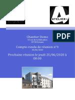 Compte-rendu_de_réunion - 3 - Chantier_Demo - 2020-06-18