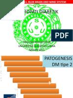 Patogenesis Neuropati Diabetik