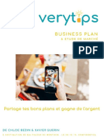 Business Plan Application Mobile Verytips
