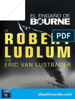 Bourne 7 - El Engano de Bourne - Eric Lustbader