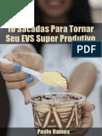 PDF - 10 sacadas para tonar seu EVS super produtivo