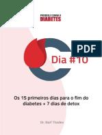 DIA 10 eBook Diabetes 10