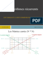 Les Matrices