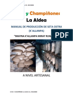 MANUAL DE PRODUCCIÓN DE SETAS