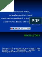 DR4 Migrações