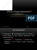 Fisica Experimental I Novo